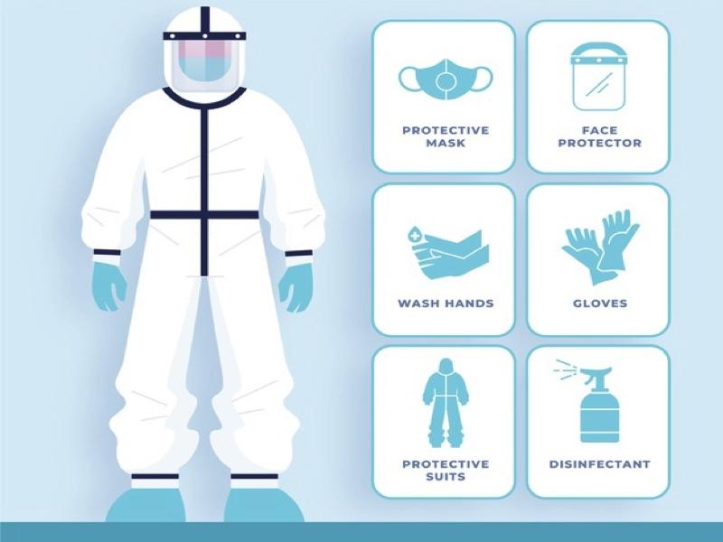 Kit protezione emergenza COVID 19